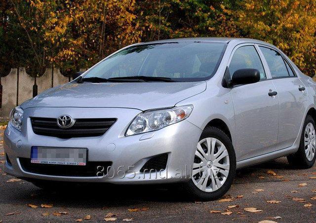 Заказать Прокат автомобиля Toyota Corolla, Sedan, 2011