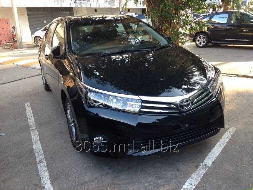Заказать Прокат автомобиля Toyota Corolla 2014, Sedan, 2014