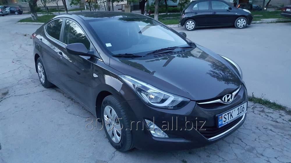 Заказать Прокат автомобиля Hyundai Elantra, Sedan, 2015