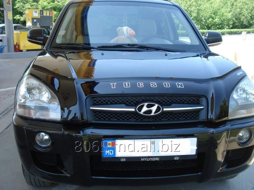 Заказать Прокат автомобиля Hyundai Tucson, Crossover, 2009