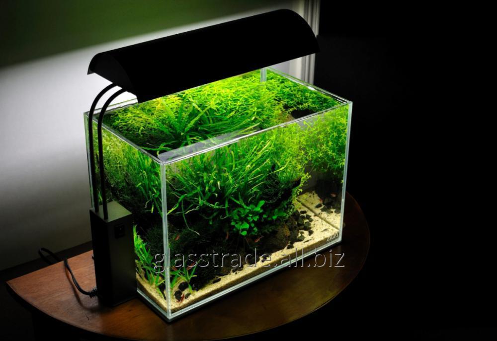 Заказать Изготовление аквариумов разных размеров