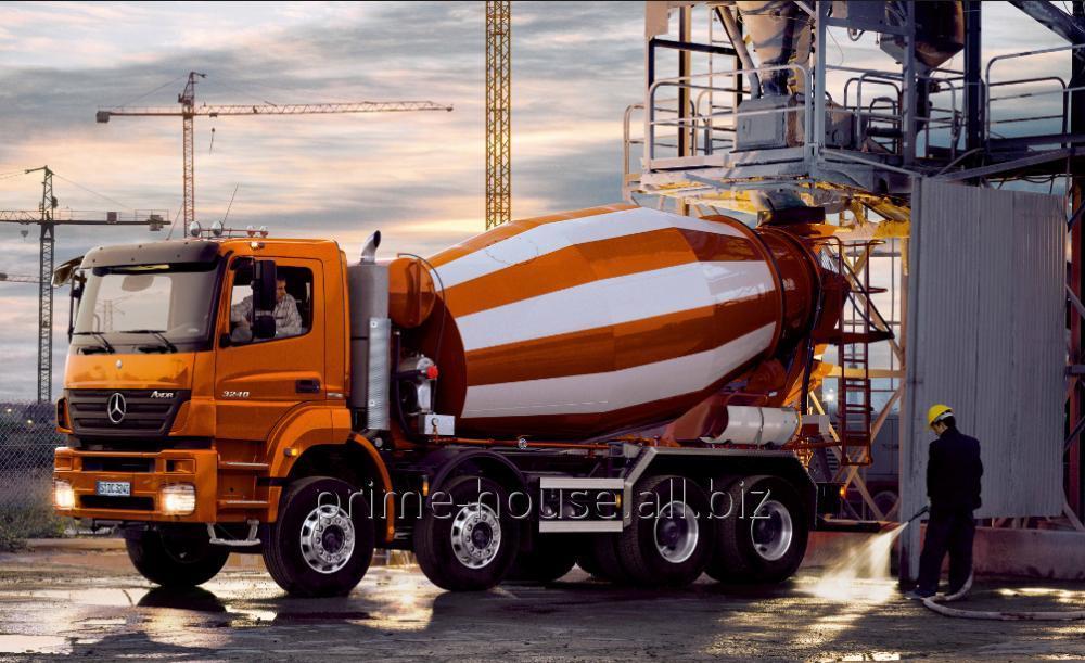 Заказать Перевозка бетона (Transportarea betonului cu aumalaxoare)