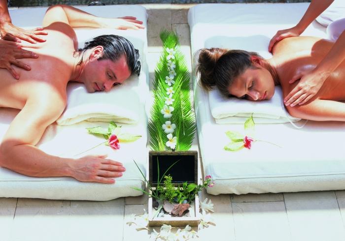 Заказать Спа-комплекс для пар Romantic