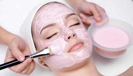Заказать Ультразвуковая терапия лица+маска