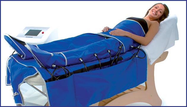 Заказать Прессотерапия для тела