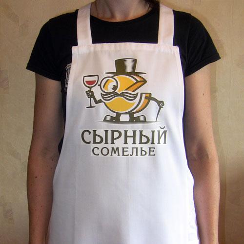 Заказать Печать на фартуки в Молдове