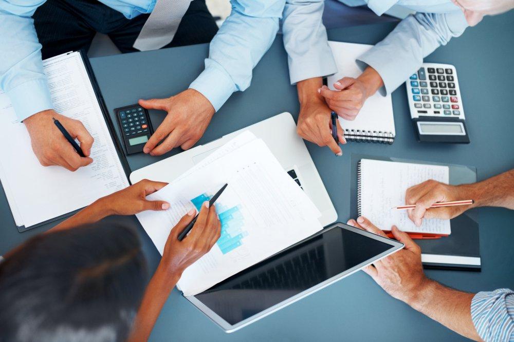 Заказать Составление и дальнейшее представление всех финансовых и налоговых отчетов