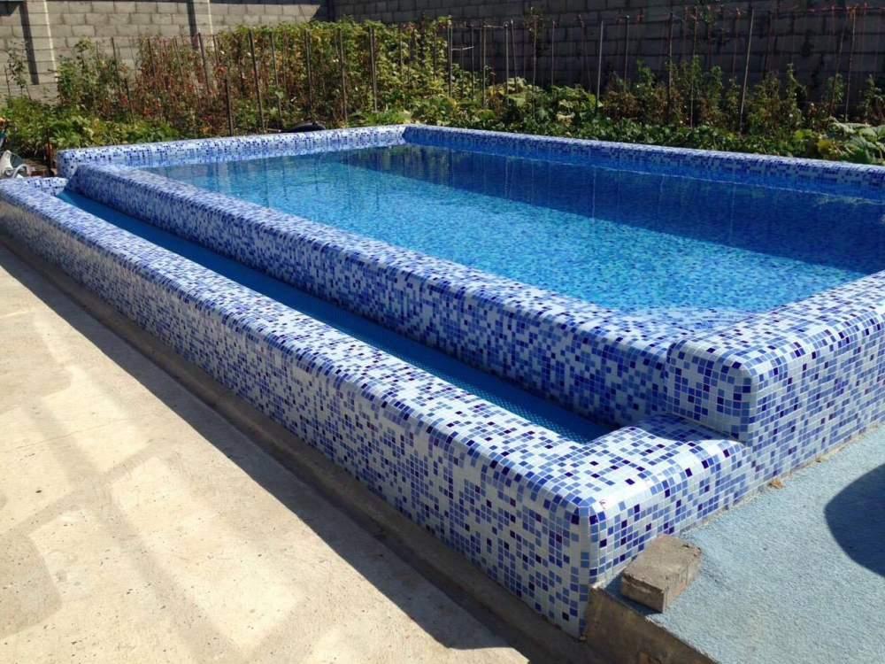 Заказать Разработка оригинального дизайна бассейна