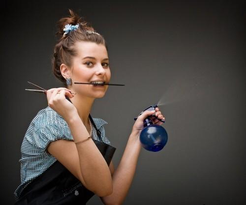 Заказать Практика для закончивших и обучающихся на курсах парикмахера.