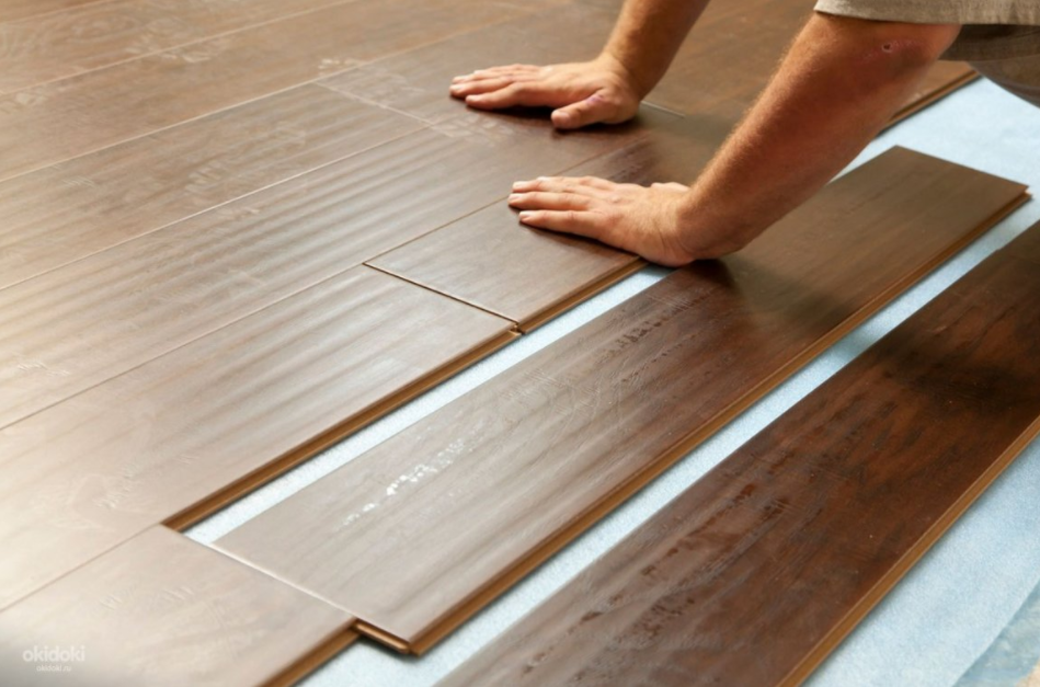 Order Stacking of a parquet