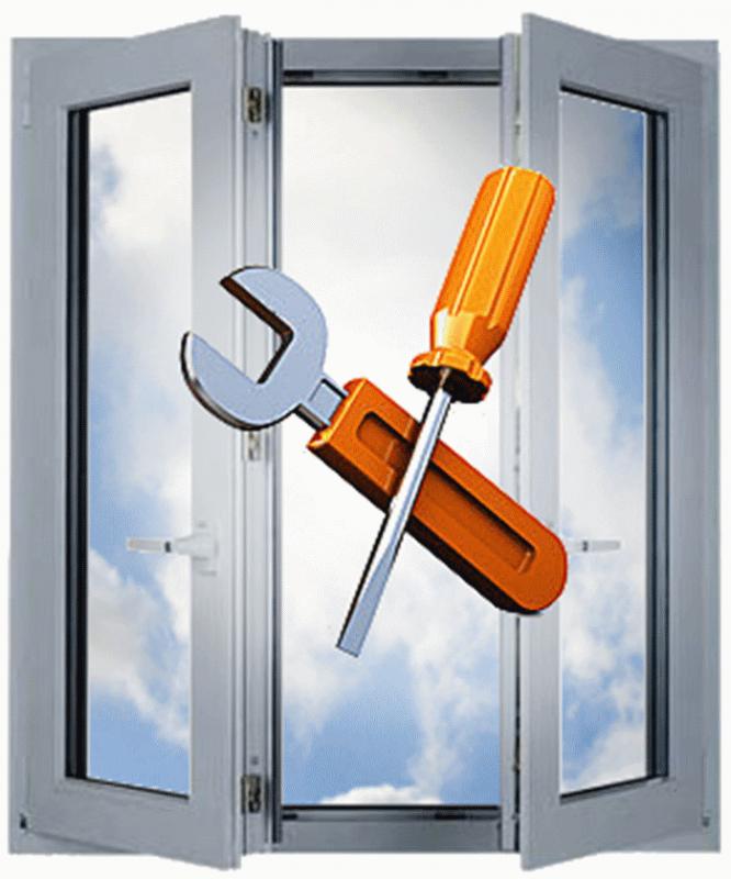 Заказать Ремонт Окна для складских помещений