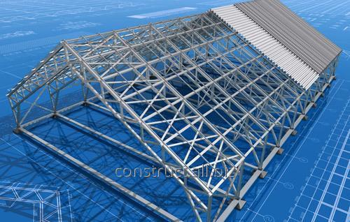 Заказать Строительство металоконструкции