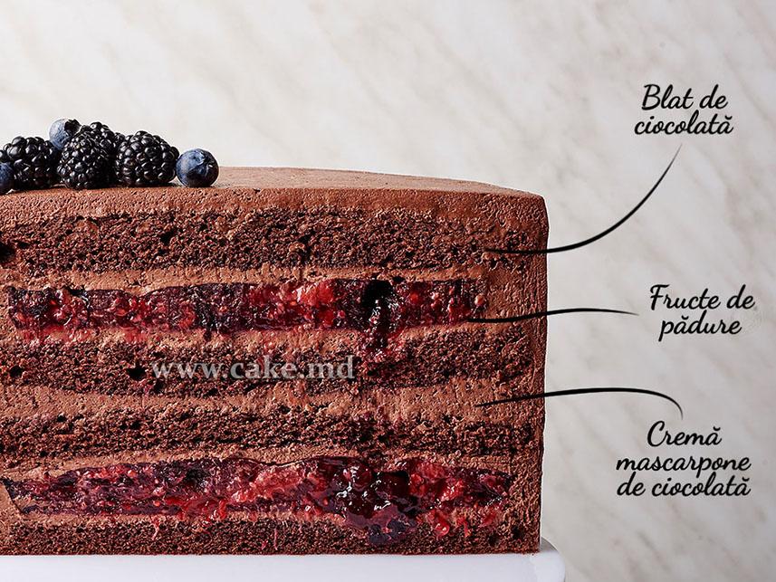 Заказать Изготовление тортов на заказ в Кишиневе