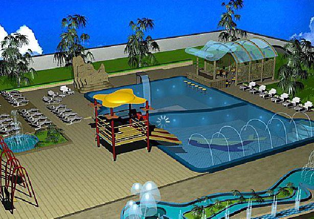 Заказать Архитектура и дизайн бассейнов
