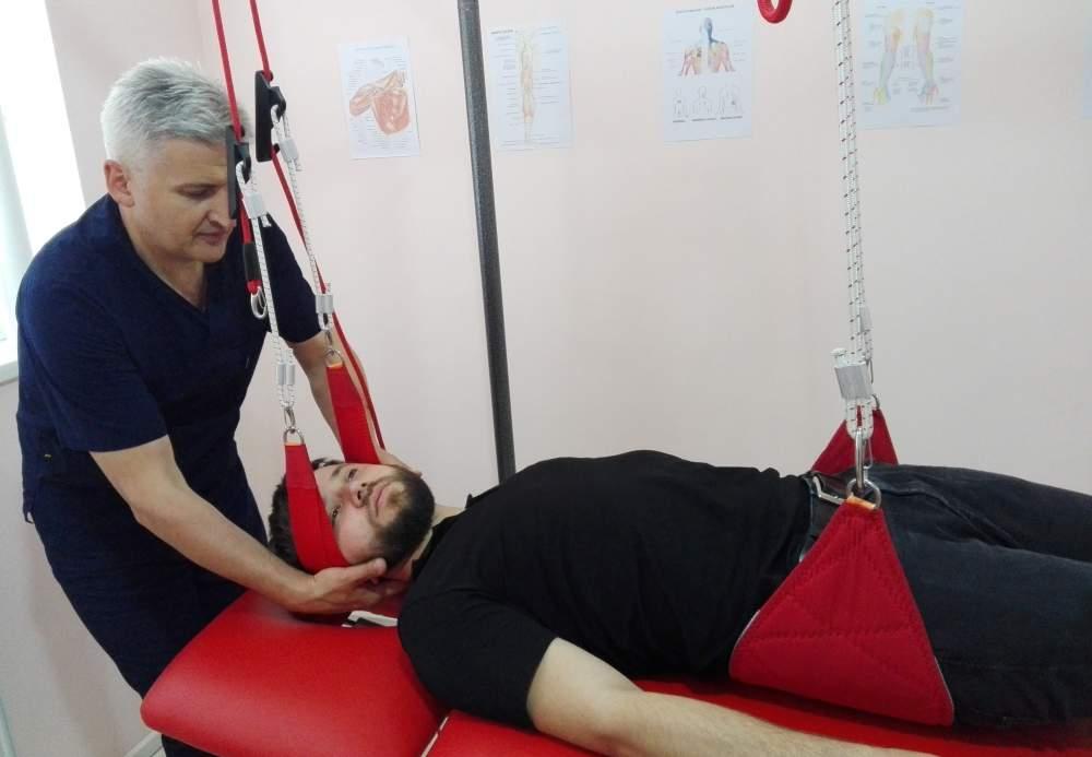 Кинезотерапия на установках Экзарта (Exarta). Лечение спины и других болей от медицинского центра Biomed Diagnostic