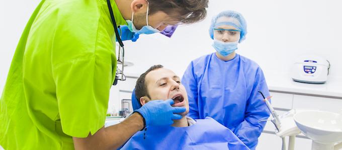 Заказать Гигиена зубов и полости рта