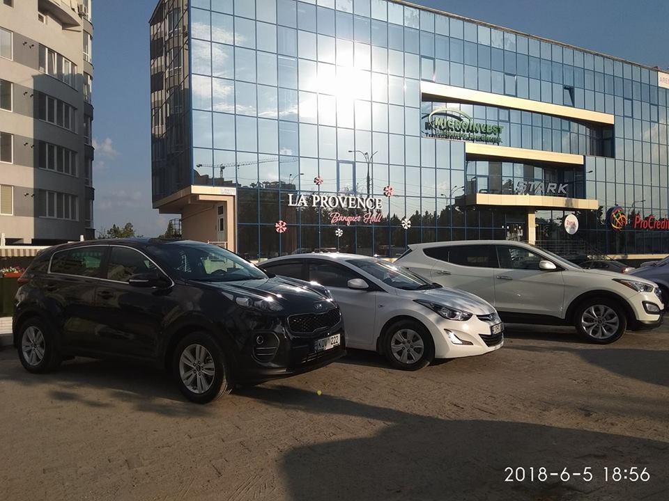 Заказать Аренда авто в Кишиневе и аэропорту