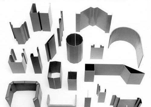 Изготовление конструкций из жести