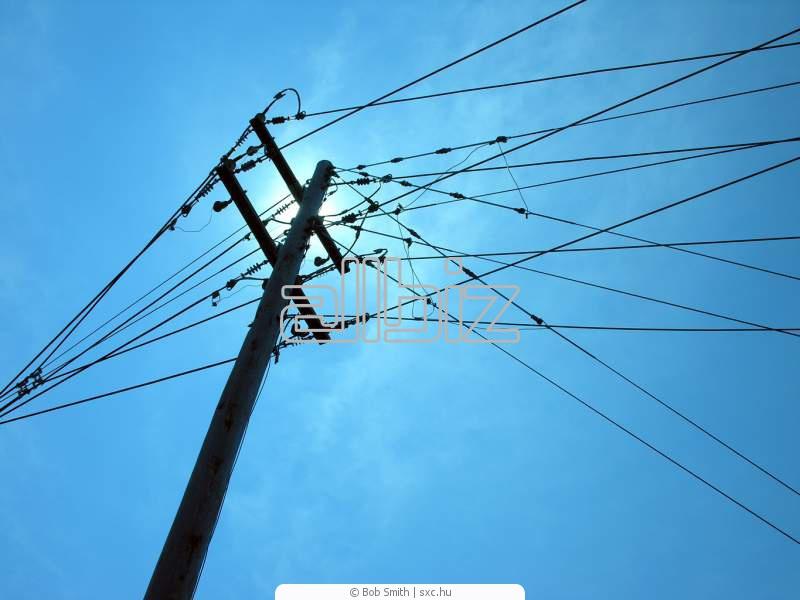 Заказать Монтаж электрических сетей, Электромонтажные работы в Молдове