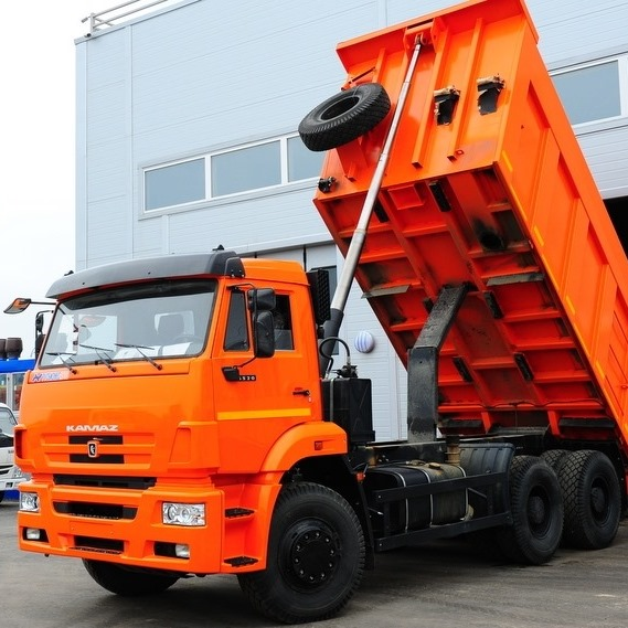 Order Rental of trucks