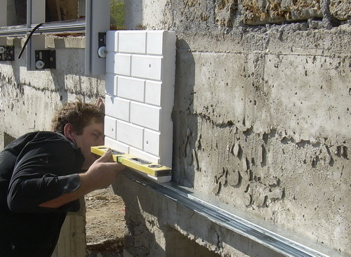 Order Insulation of facades