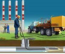 Очистка труб и резервуаров