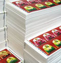 Order Sheet press