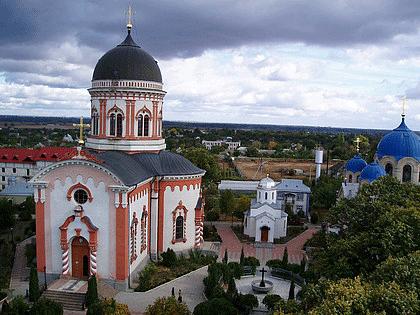 Заказать Кицканский монастырь