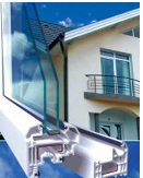 He PVH windows, metalplastic windows in Moldova