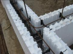 Construction of energy saving houses