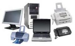 Customs design of the computer equipmen