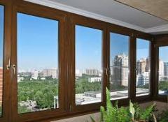Vetratura di balconi