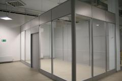 Glass office partitions in Moldova