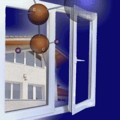 Réparation des fenêtres