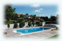 Repair and maintenance of swimming pools