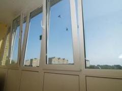 Dienstleistungen im Bereich Reparatur von Kunststofffenstern