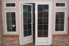 Réparation des portes