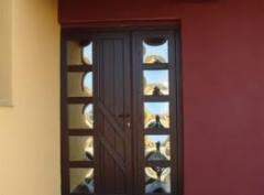 Services of the repair of plastic windows