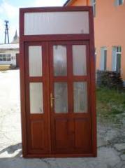 Windows and doors. Metalplastic and the PVH