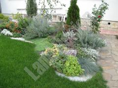 Landshafny design, design, improvement, gardening,