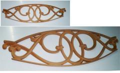 Декоративная обработка мебели