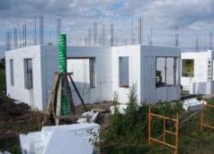 Budowa domów z nagrzewnicy
