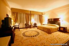 Booking of hotel rooms of online