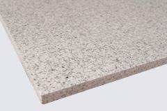 Laying of granite floors