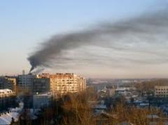 Наблюдения за техногенным загрязнением окружающей