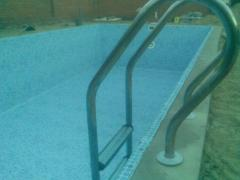 Construction of pools