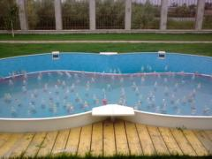 Preservation of the pool for the winter