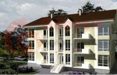 Construction of hotels in Moldova