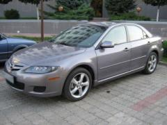 Rent of Mazda 6 2008 2.3 A/T