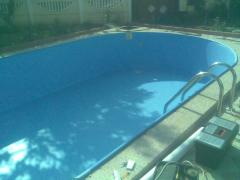 Repair of pools